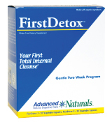 Advanced Naturals First Detox
