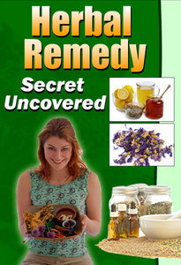 Herbal Remedy Secret Uncovered E-book